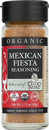 Celtic Sea Salt Mexican Fiesta - Salt Mexican Sea