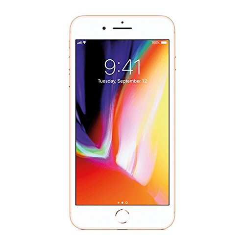 Image of Apple iPhone 8 Plus, 64GB, Gold - For AT&T / T-Mobile (Renewed) Carrier Cell Phones