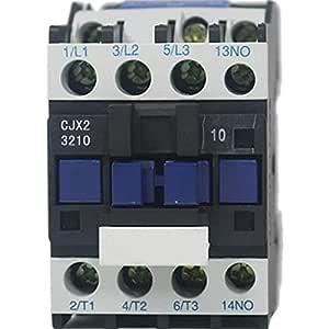 AC.CONTACTOR CJX2-D3210/380V