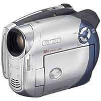 "Canon DC201 Digital DVD Camcorder (35x Optical Zoom, 2.7"" Widescreen Colour LCD)"