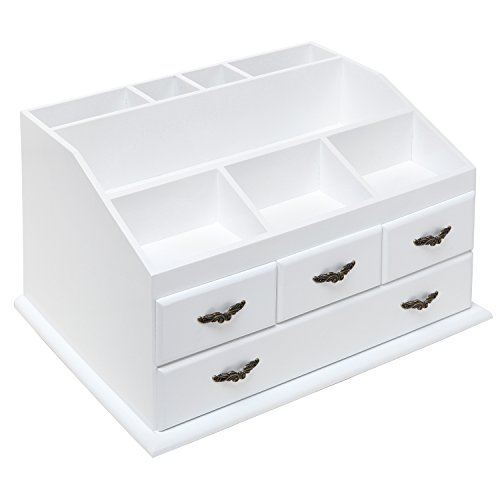 Storage Drawers Jewelry Cosmetics Organizer