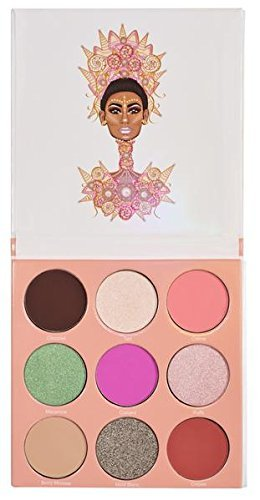 The Douce Palette by Juvia's -