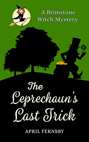 Leprechauns Trick Brimstone Witch Mystery ebook product image