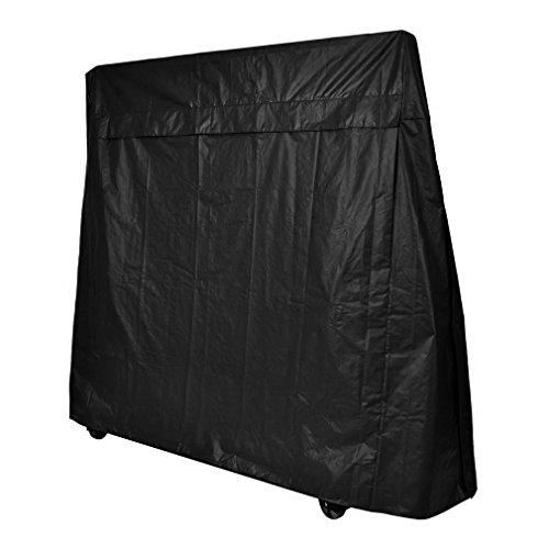 Weatherproof Indoor/Outdoor Table Tennis Table Cover ()