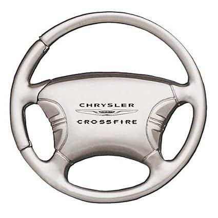 Chrysler Crossfire - Llavero Cromado para Volante: Amazon.es ...