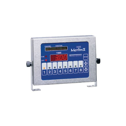 (Prince Castle 840-T8 8-Channel Multi-Function Digital Timer)
