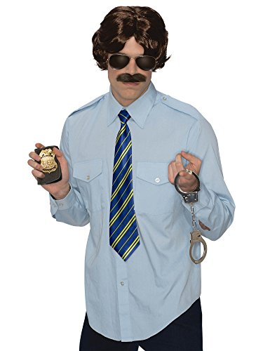 (Rubie's Men's Deluxe Adult Costume Accessory Kit, Detective, One)