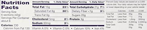 Milka Whole Nuts Large Chocolate Bar (250g /8.82 Oz)