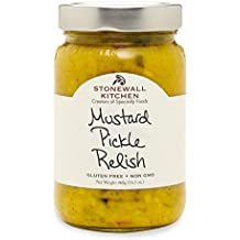 Stonewall Kitchen Mustard Pickle Relish 16.5oz