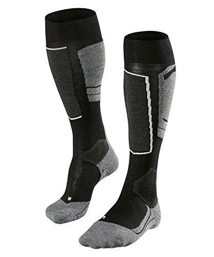 SK4 Ski Sock - 20% Wool- Light Cushioning- Thermal Insulation