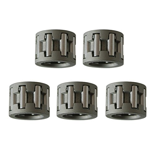 NORTHTIGER 5X Piston Pin Needle Bearings Fit Stihl MS440 MS460 Chainsaw Engine