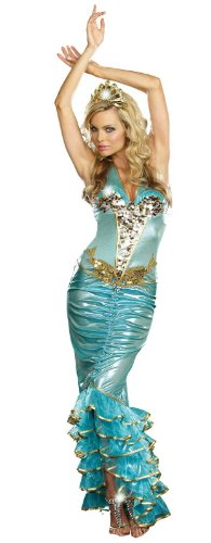 Dream (Sea Goddess Costumes)