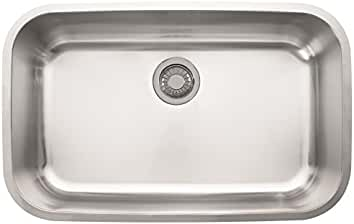 franke oax110 oceania 29 1516 x 18 1516 x 8 78 18 gauge undermount single - Frankie Kitchen Sink