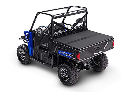 Extang Solid Fold 2.0 Hard Folding Truck Bed Tonneau Cover | 83111 | fits 2013-2019 Polaris Ranger Full Size (570-900) w/tailgate lock (36.5