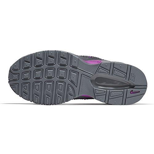 Nike Kvinders Air Max Fakkel 4 Løbesko Kølig Grå / Hyper Violet-hyper Slag WwxjH