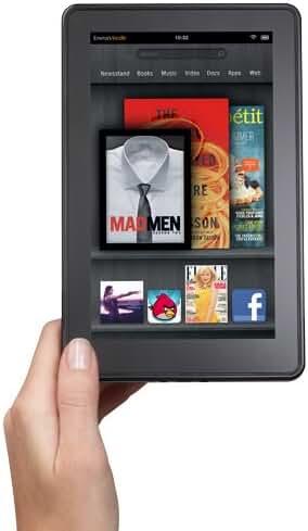 Kindle Fire (Previous Generation - 1st)