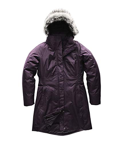 The North Face Women's Arctic Parka II - Galaxy Purple - S