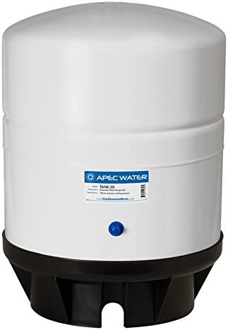 APEC Water Systems TANK-20 20 Gallon Pre-pressurized Reverse Osmosis Water Storage Tank