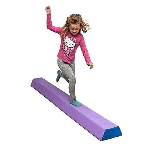 Kidunivers Poutre D'équilibre Asymétrique en Mousse pour Gymnastique Ge
