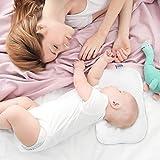 Bammax Newborn Pillow, Baby Newborn Pillow Flat
