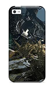 Brand New 5c Defender Case For Iphone (portal Video Game Other)