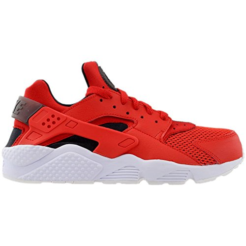 Habanero Leather Huarache Nike Black Homme Textile Air Formateurs Platinum pure Red white wYqYt8Ern