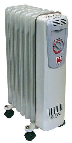 Comfort Zone Deluxe Oil Filled Radiator Heater
