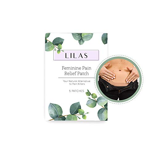 LILAS Pain Relief Patch Pack product image