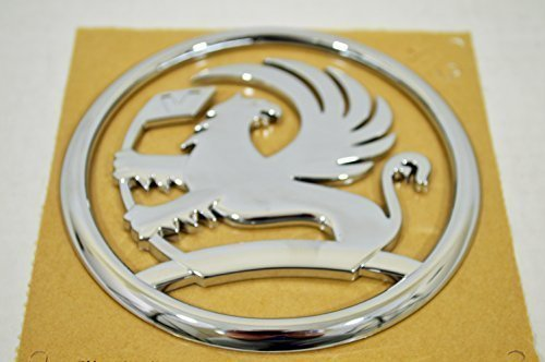 93184051 : TAILGATE/REAR GRIFFIN BADGE/EMBLEM - Genuine OE - New from LSC Genuine GM