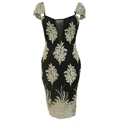 Buy lady gaga black latex dress - 8