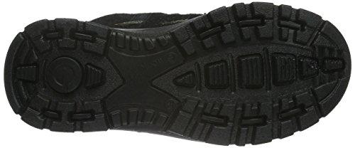 Sanita Esd-maja-s1p Leather Sandal - Calzado de protección Unisex adulto Negro - Schwarz (Black 2)
