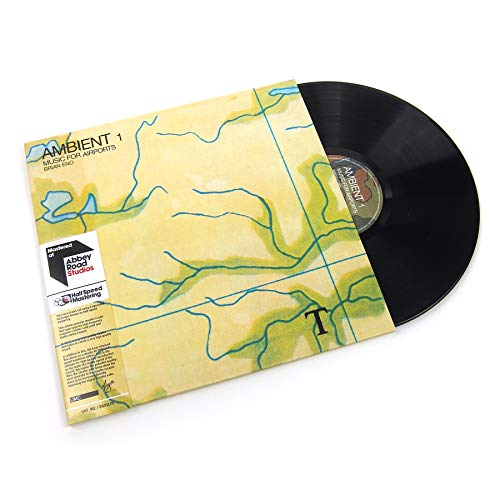 - Brian Eno: Ambient 1 - Music For Airports (180g) Vinyl 2LP
