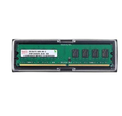 Hynix 2 GB PC2-6400U DDR2 800MHz 2RX8 DIMM Memory RAM NEW LOT 5