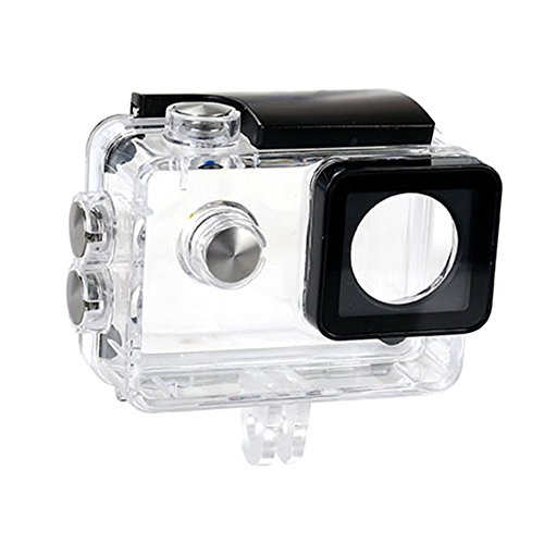 ThiEYE T5e Action Camera Waterproof Housing Up to 197 Feet / 60M Underwater Case