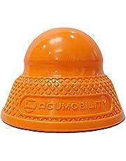 1 Acumobility Level 1 Ball (Orange) Trigger Point Ball, Massage Ball, Mobility Ball, Lacrosse Ball