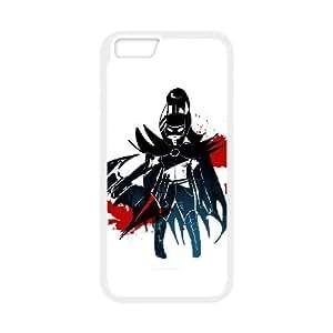 iphone6 plus 5.5 inch White phone case Phantom Assassin Dota 2 DOT5201826