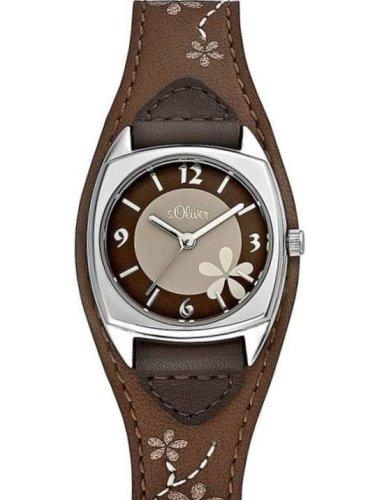 s.Oliver Damen-Armbanduhr SO-1561-LQ