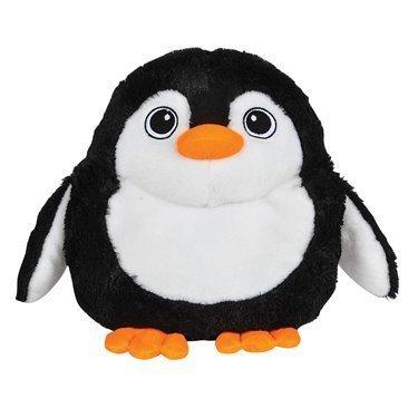 Plush Penguin Decorative Child Size Throw Pillow (1) by Adventure Planet