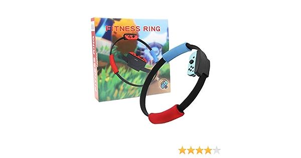 Anillo Fit Adventure para Nintendo Switch.: Amazon.es: Electrónica