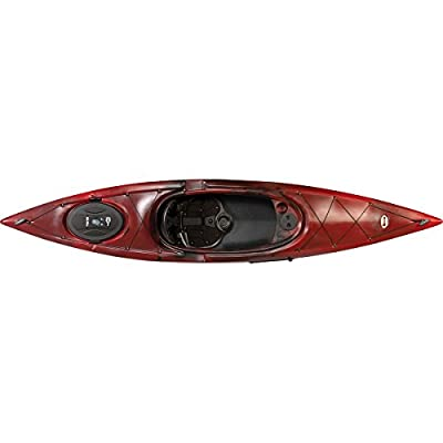 01.6830.1082-parent Old Town Canoes & Kayaks Dirigo 120 Recreational Kayak by Johnson Outdoors Watercraft