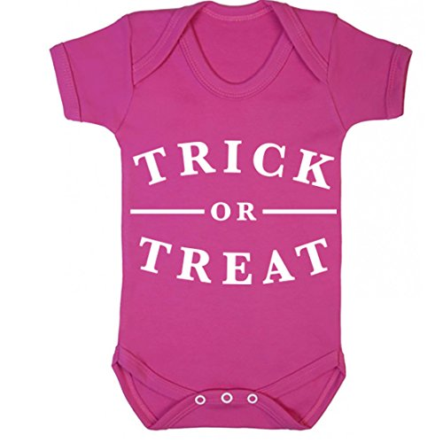 Illustrated Identity Trick Or Treat Baby Vest Boys