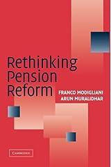 Rethinking Pension Reform Paperback