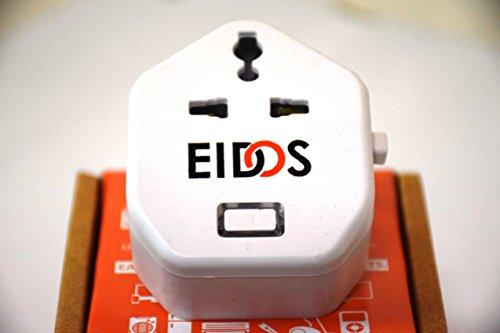 EIDOS Automatic Cut Off Timer Power Socket