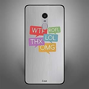 Xiaomi Redmi Note 4 WTF ROFL THX LOL