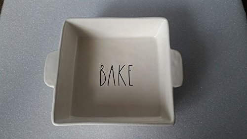 Rae Dunn Artisan Collection Large BAKE Dish PAn