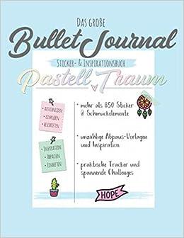 Kostenlose Bullet Journal Vorlage Und 3 Grunde 5