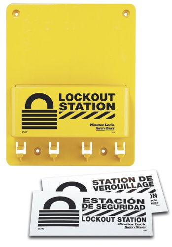 Master Lock Compact Lockout Center, Unfilled