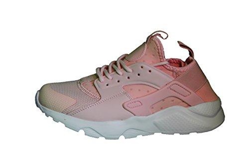 Zapatillas ZZWW7601 Mujer 7 Sintético Fashion para Elifano Material Rosa de tUwHHA