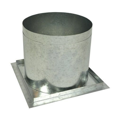 Chimney Pipe Radiation Shield - 5