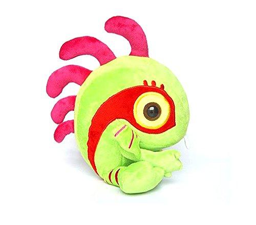 (World of Warcraft Murloc Doll Toy Cosplay WOW Plush Toy)